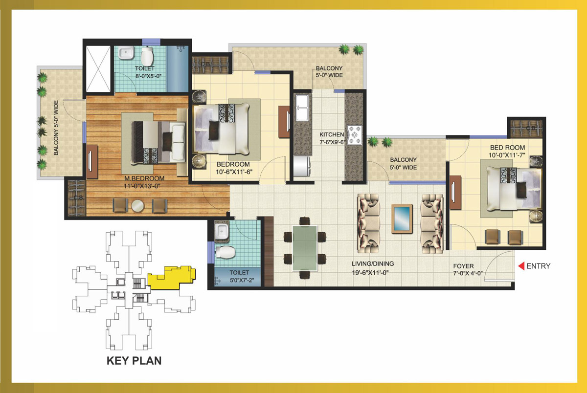 Vvip Homes And Meridian Noida Extension Vvip Homes And