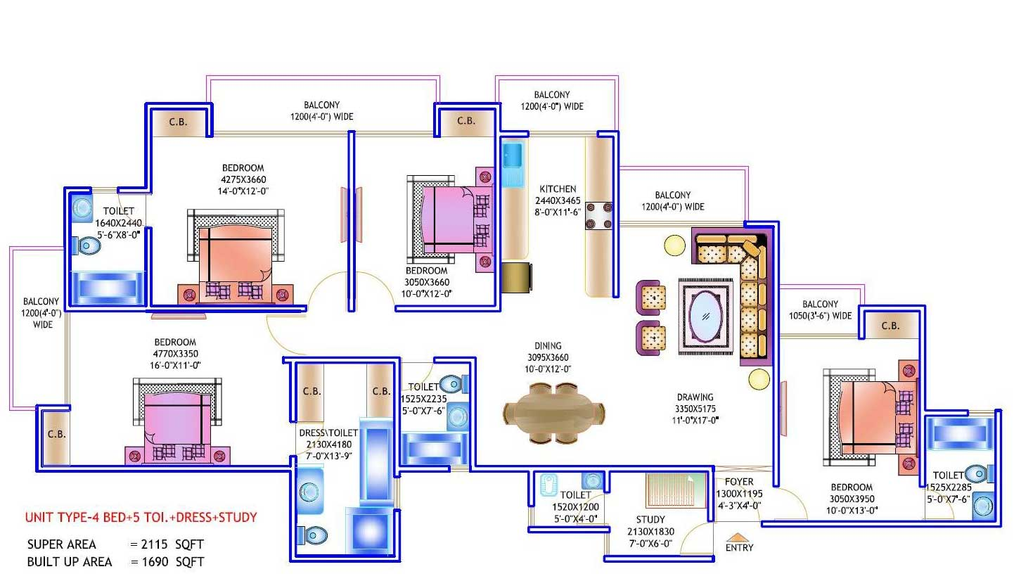 Clothing store floor plan layout the for Floor plan furniture store