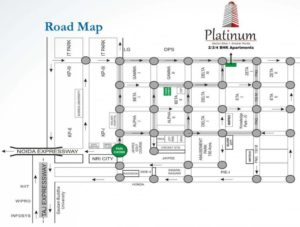 ACE Platinum, Greater Noida
